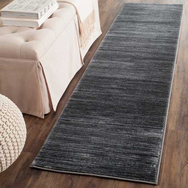 Safavieh Vision Contemporary Tonal Grey Runner Rug - 2'2' x 10'